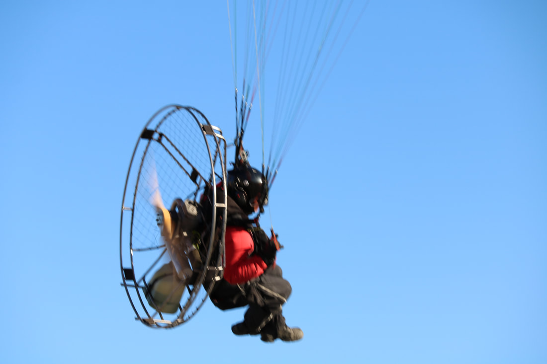 Paramotors and Paragliders for sale in Canada, Fresh Breeze